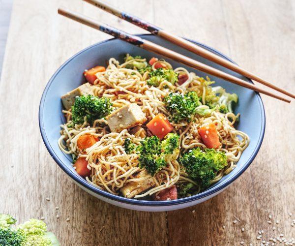 Cuisiner des repas sains à la  maison